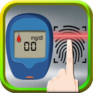 Teste de Diabete Blood Sugar