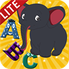 Tap and learn ABC, learn alphabets - Lite