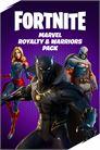Fortnite - Marvel: Royalty & Warriors Pack