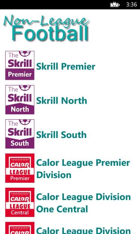 Get non league football microsoft store en gb - English conference national league table ...