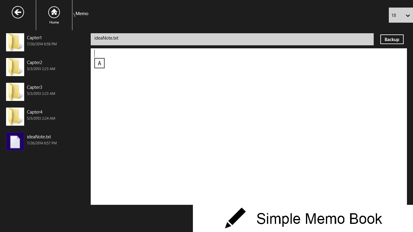 simple memo book for windows on windows app store simple memo book simple memo book