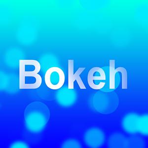 App Icon Bokeh Wallpaper Maker