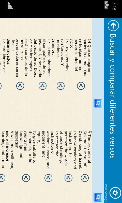 Audiolibro - La Santa Biblia | FREE Windows Phone app market