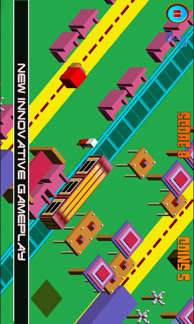 Crossy Jumper Endless Runner