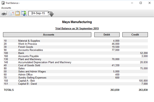 Accounting Master Pro screenshot 6