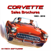 Corvette Sales Brochures 1953-2018