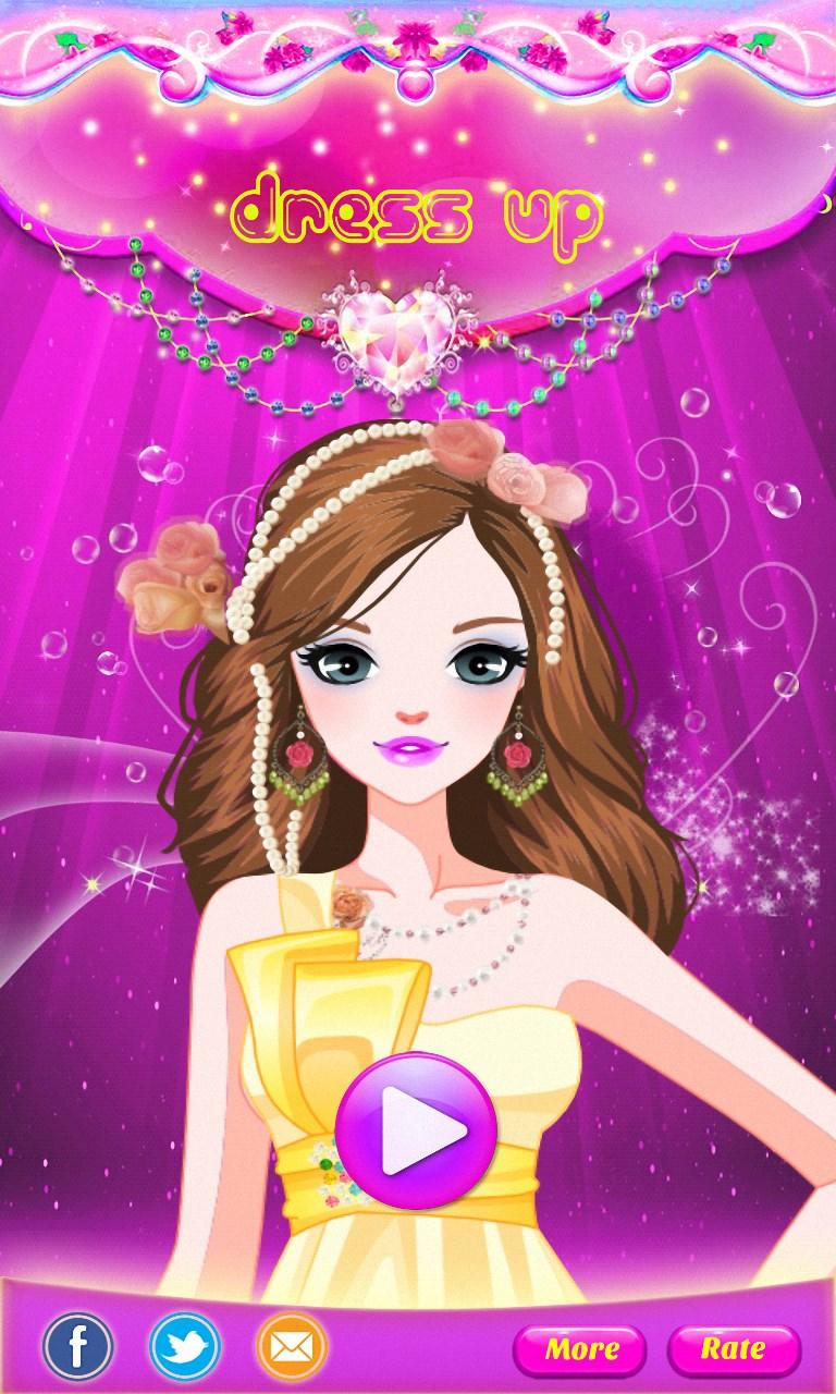 Dress Up and Make Up Princess