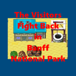 The Visitors Fight Back in Banff National Park!