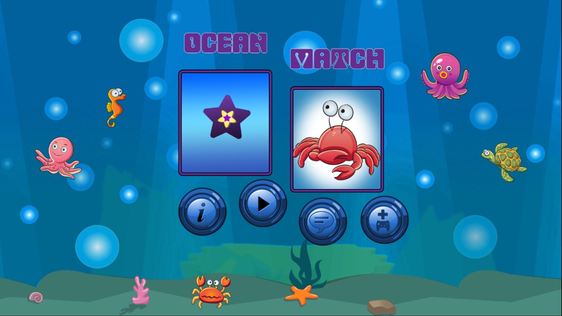 Ocean Match