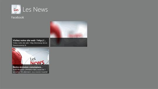 Application les news pour windows for windows 10 pc for Application miroir pour pc