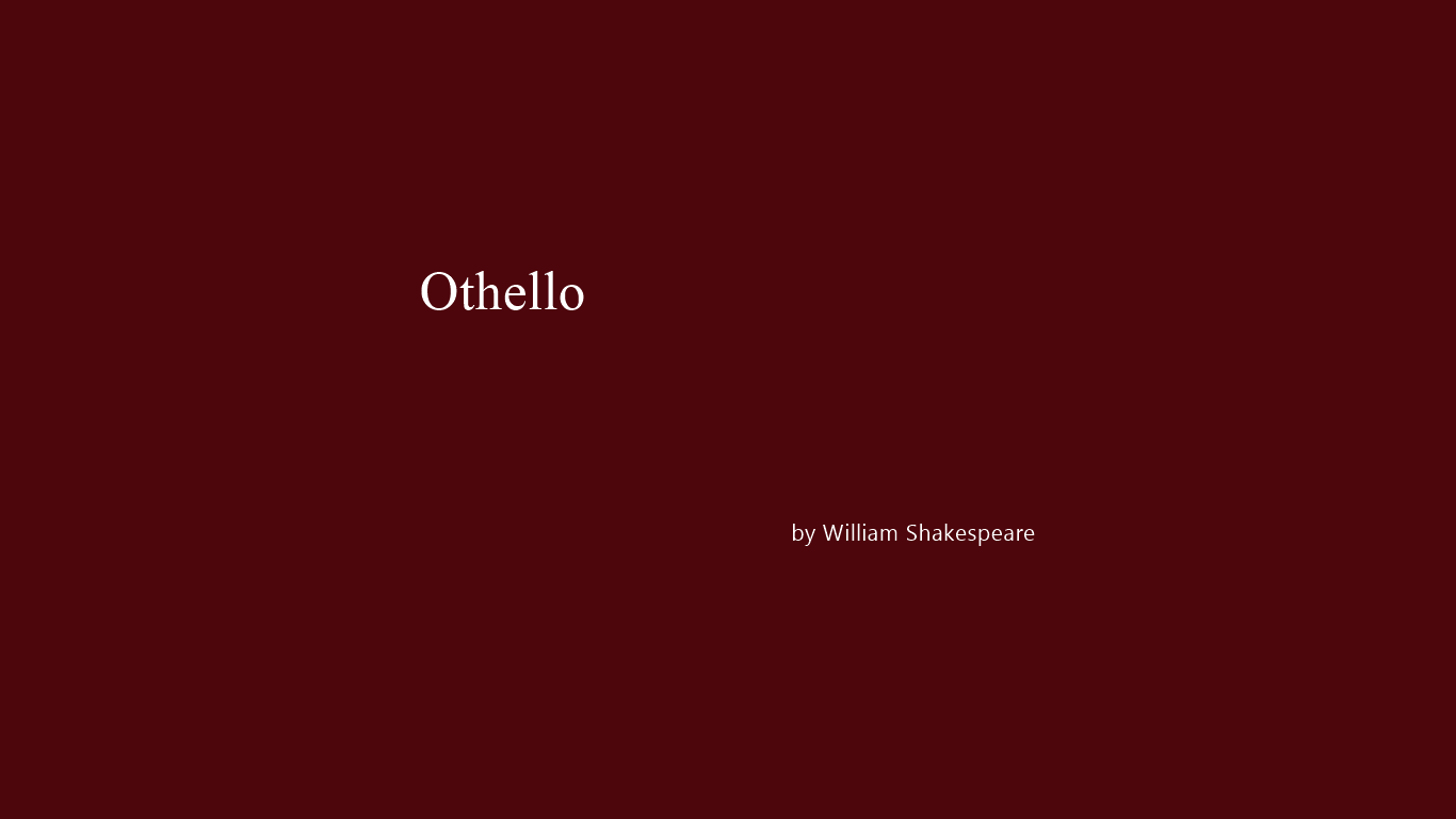 erotic jealousy in the love triangle in shakespeares othello The dynamics of the erotic triangle in othello 113 the male-male relations in shakespeare's sonnets and wycherley's the country wife as her examples, she shows how heterosexual love and marriage can serve as a cultural space for bonding between men (sedgwick.