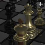 3D Chess Game Plus