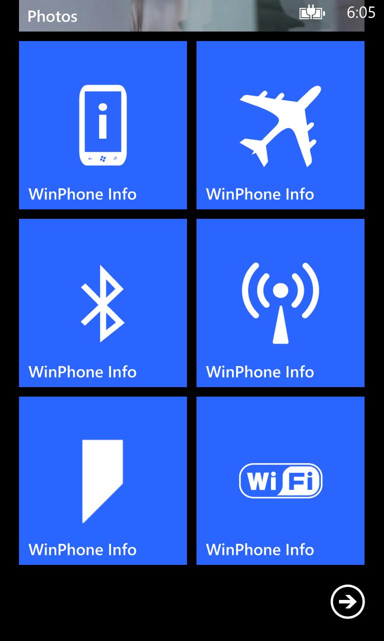 WinPhone Info Free