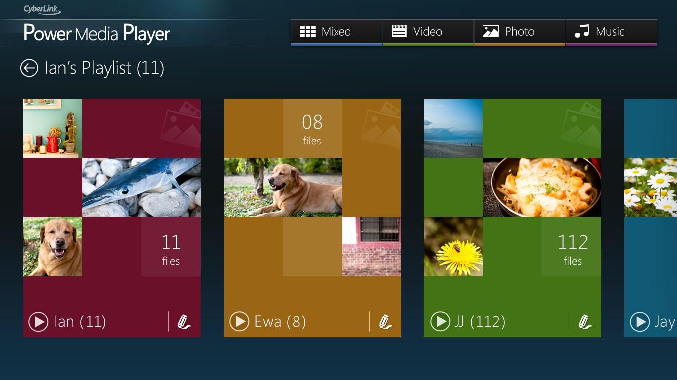 CyberLink Power Media Player
