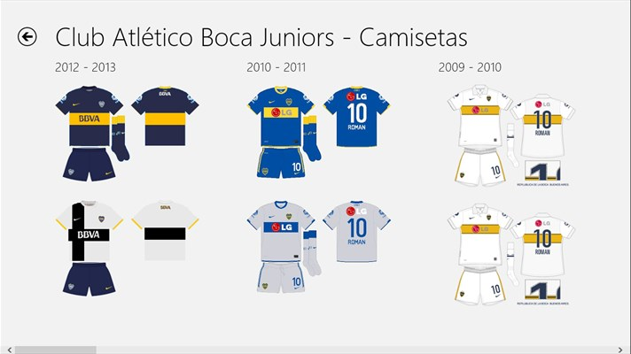 Club Atletico Boca Juniors – Windows Apps on Microsoft Store