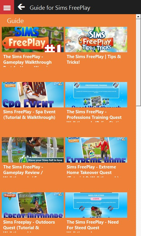 Terrific Guide For Sims Freeplay Game Free Windows Phone App Market Download Free Architecture Designs Lectubocepmadebymaigaardcom