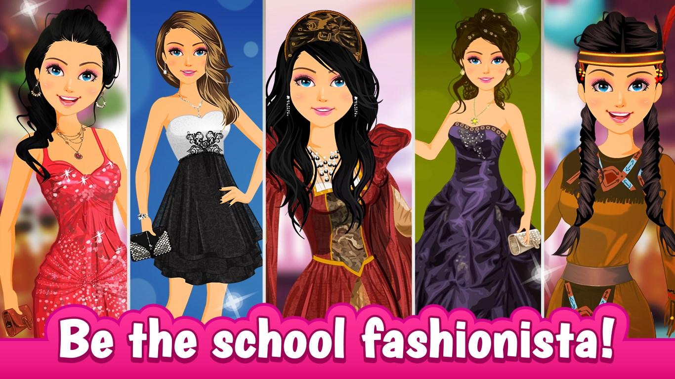 BFF High School Fashion