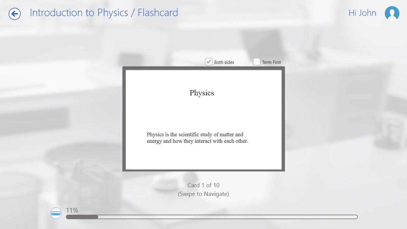 Physics, Chemistry and Math-simpleNeasyApp by WAGmob