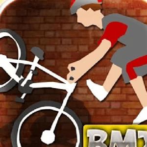 Bmx Stunt Biker