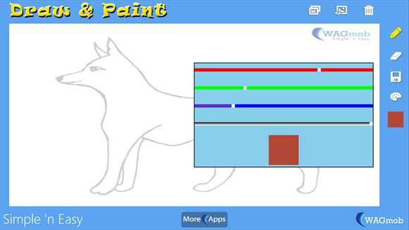 Draw Paint For Kids By Wagmob For Windows 10 Free