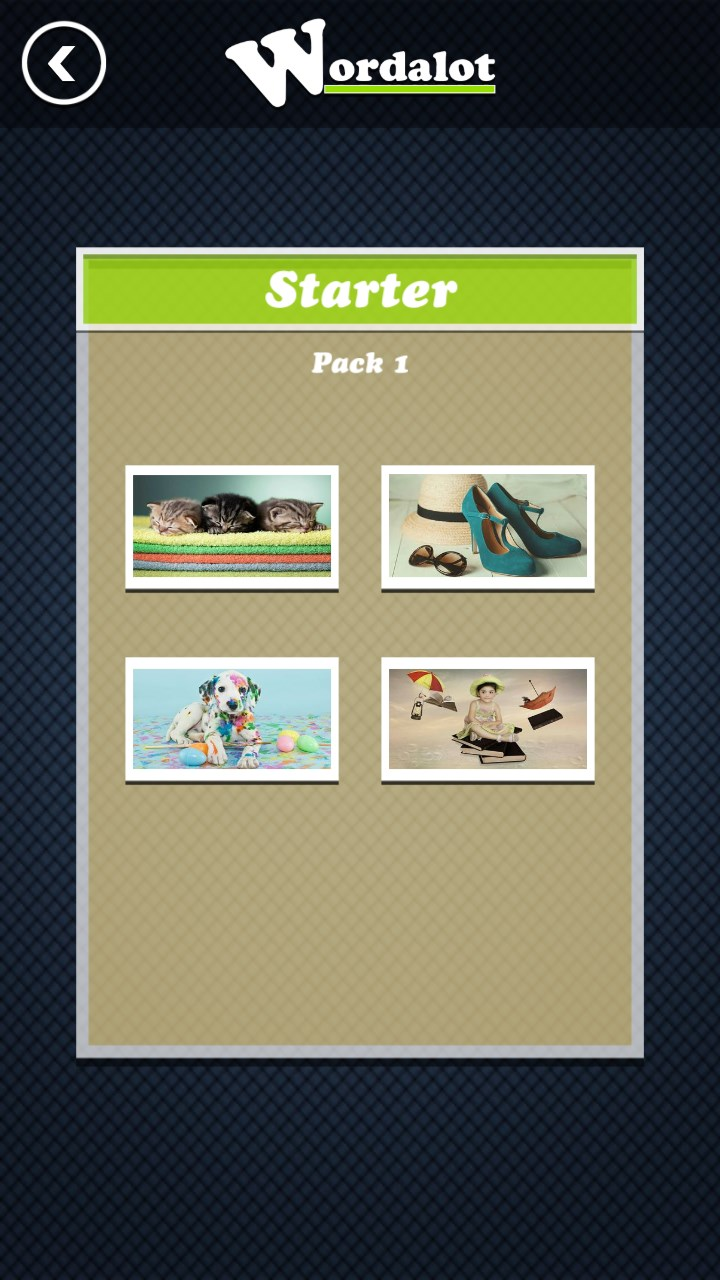 Wordalot - Picture Crossword Puzzles