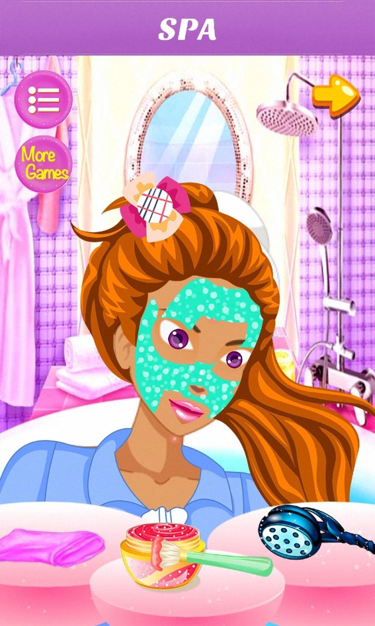 Pretty Babysitter Makeover