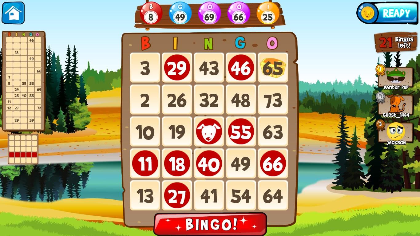 Abradoodle Bingo Free Windows Phone App Market