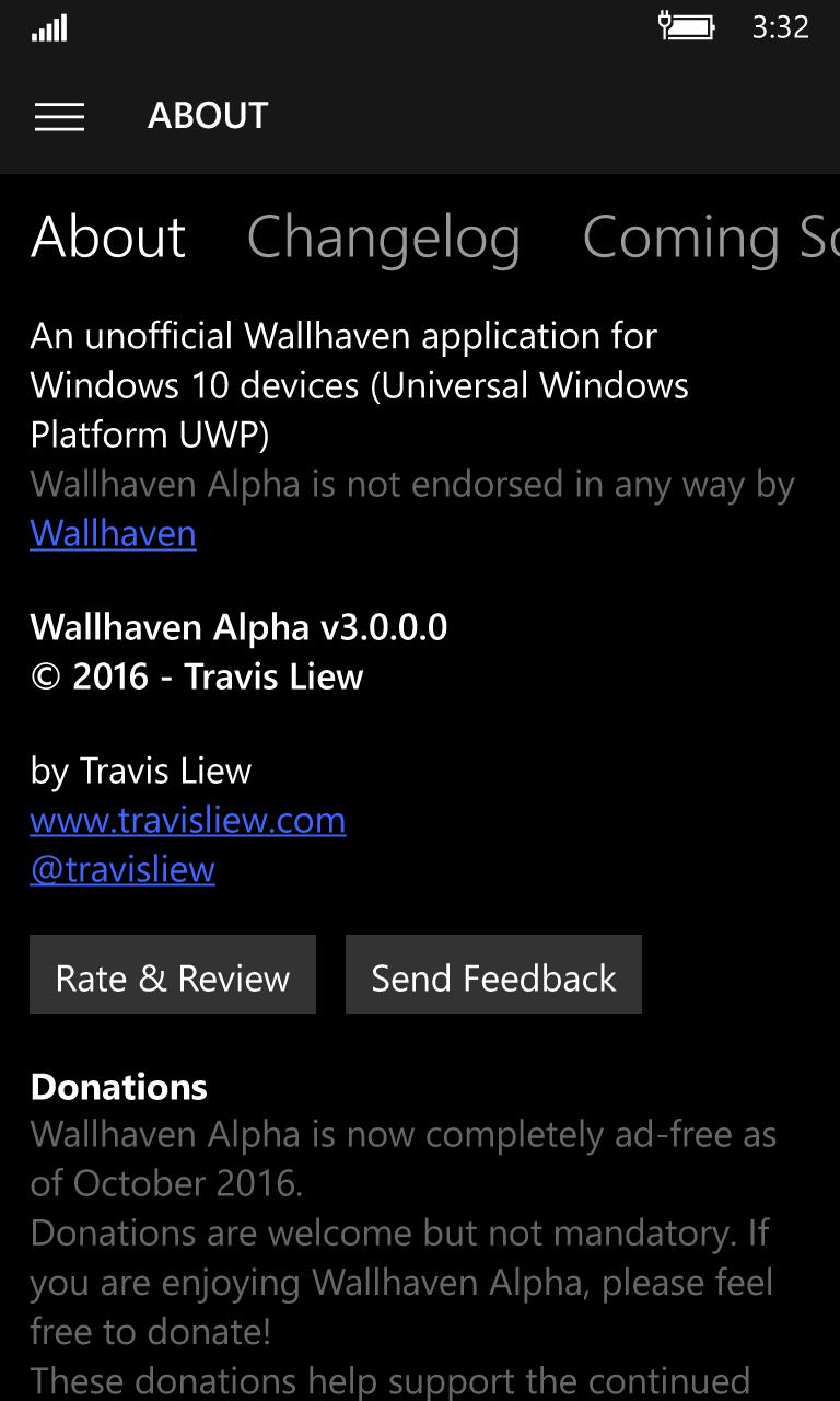 Wallhaven Alpha