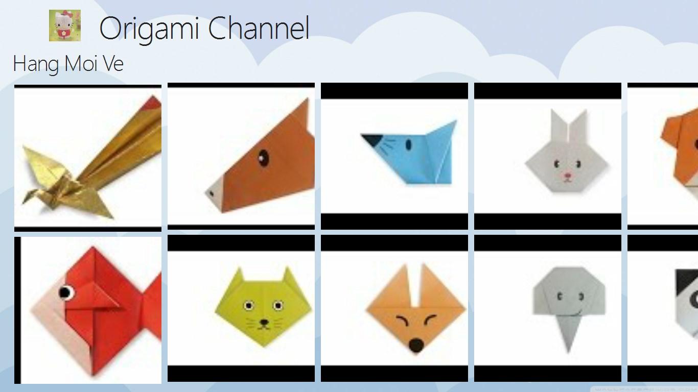 Фото схемы оригами для начинающих