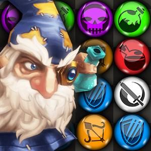 Puzzle Breaker - Hero of Fantasy Saga