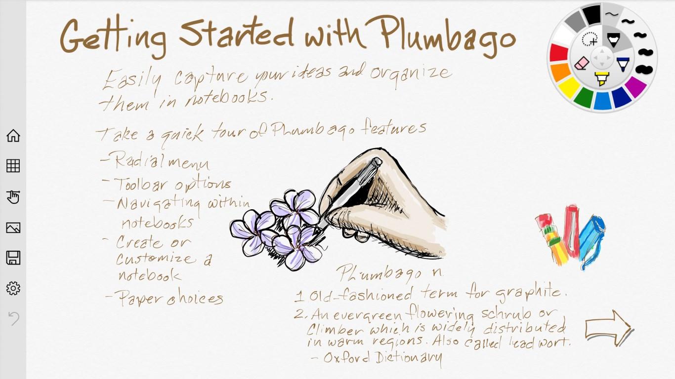 Plumbago, a Microsoft Garage Project
