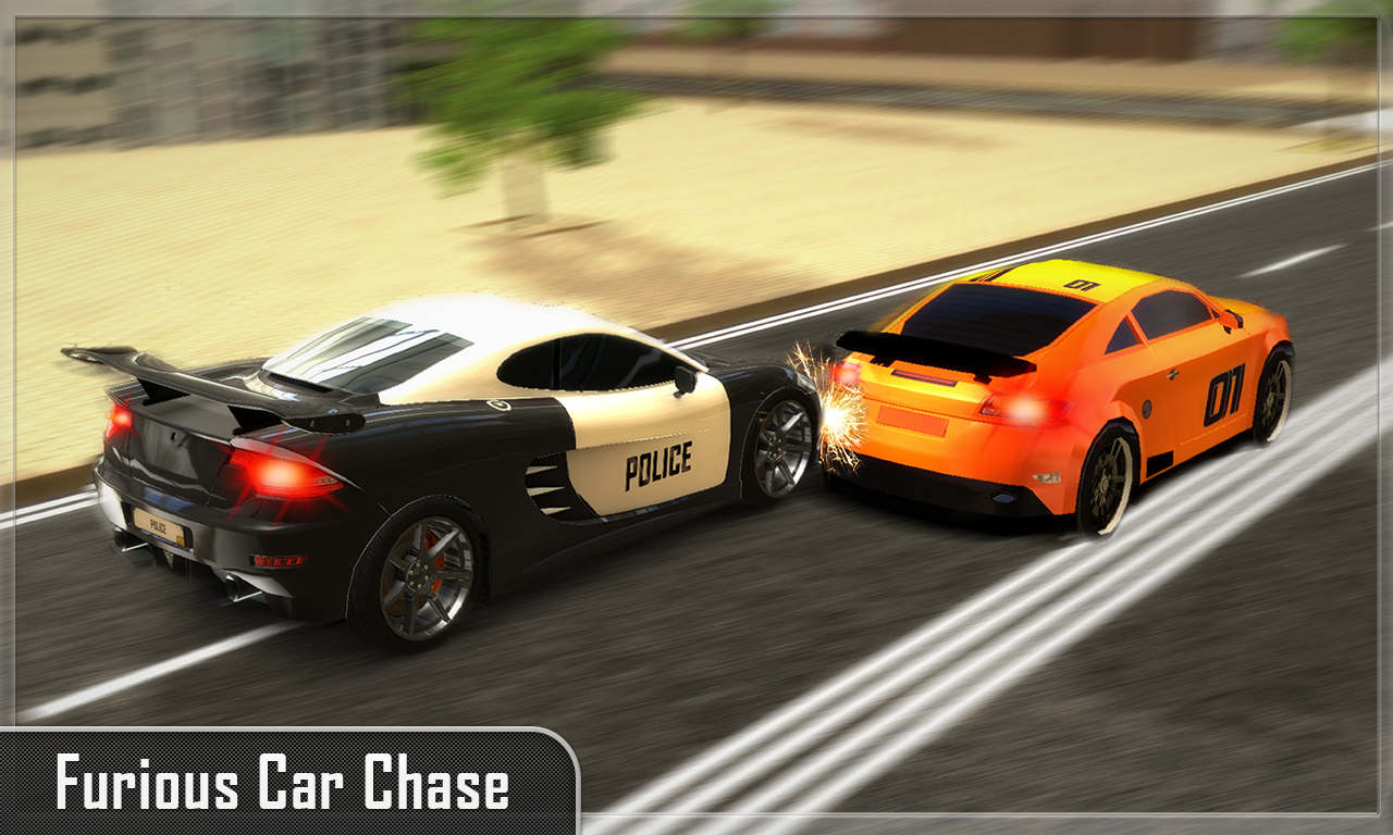 Games Car Police D Free