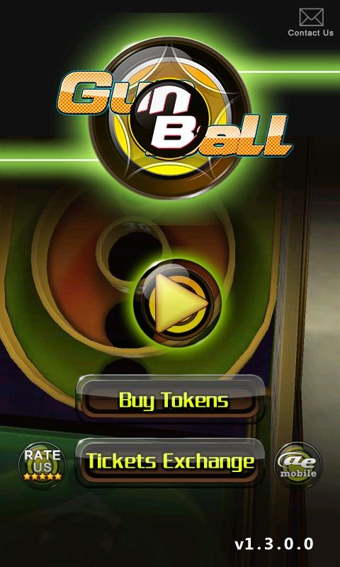AE Gun Ball