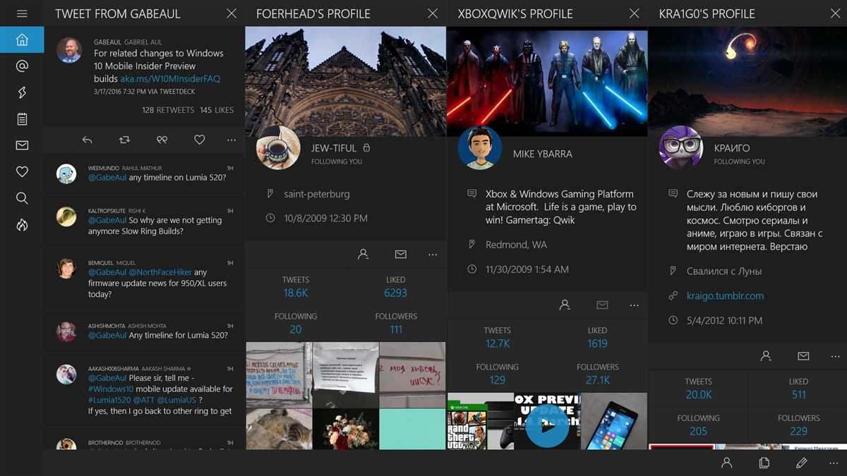 App Directory The Best Twitter Client For Windows Lifehacker