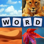 4 Pics One Word