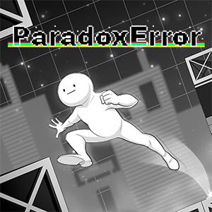 Image for Paradox Error