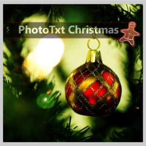 PhotoTxt Christmas