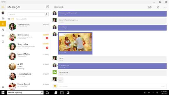 ooVoo Video Call, Text and Voice Screenshot