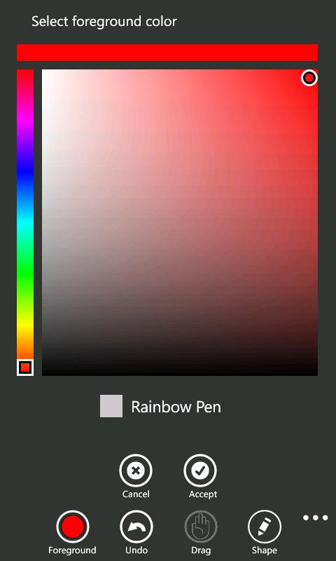 Finger Paint Free Windows Phone App Market