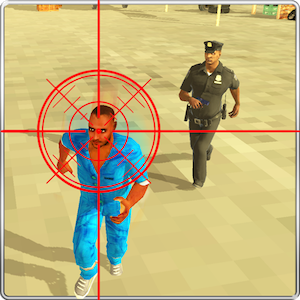 Shoot Prisoner Police Sniper