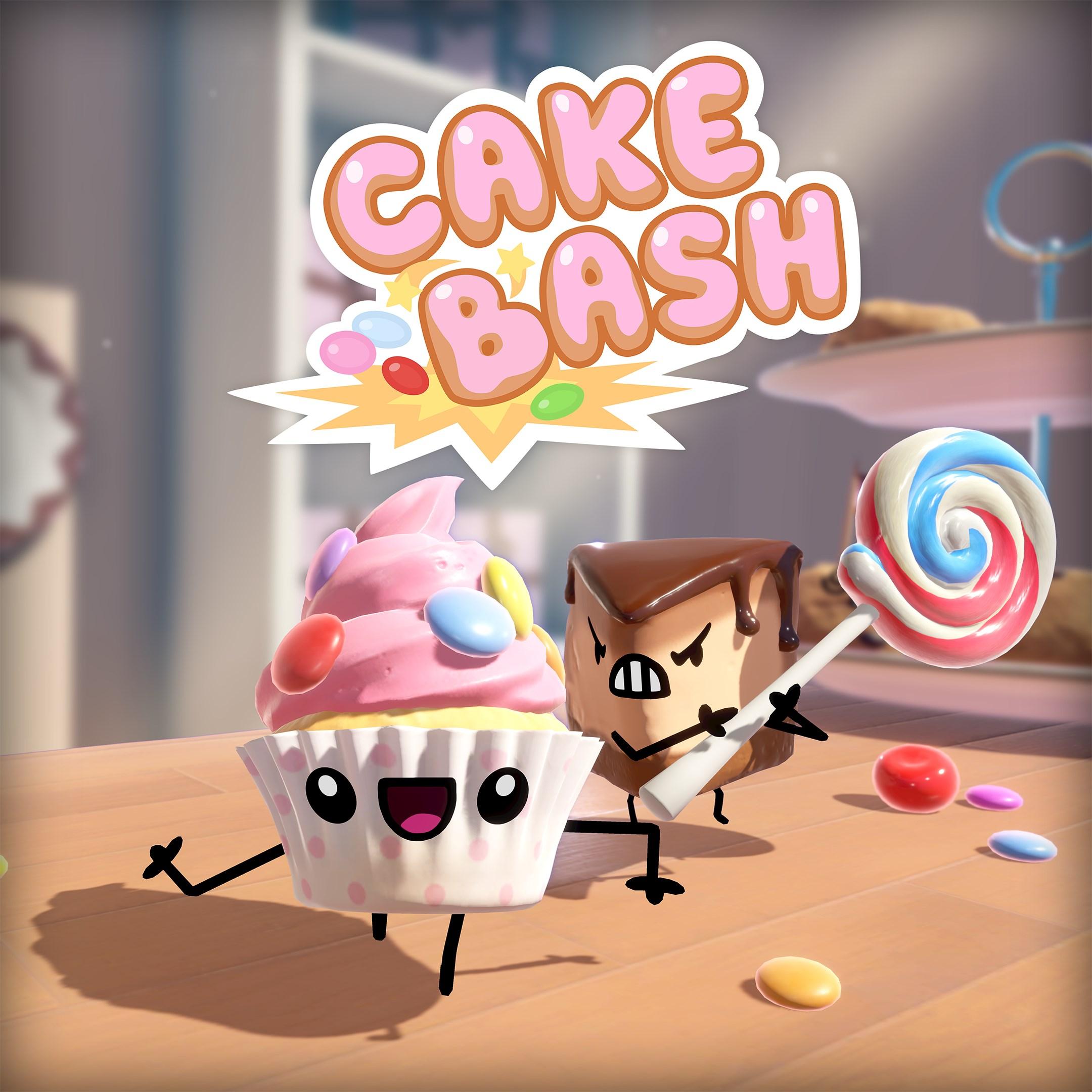 Cake Bash achievements