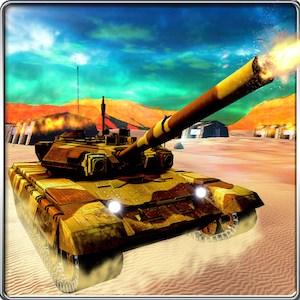Tank battle Army War Strike 3D