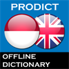 Indonesian English dictionary ProDict Free