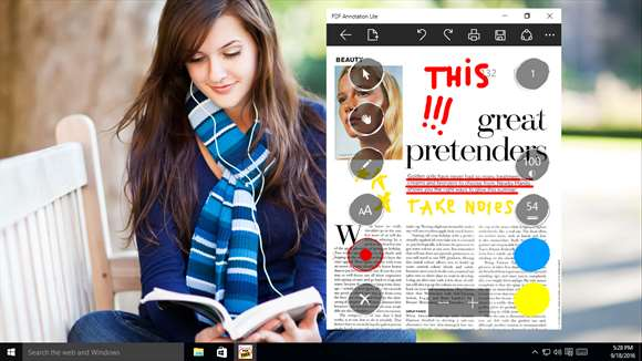 PDF Annotation Lite screenshot 7