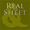 Real Sheet: Pathfinder