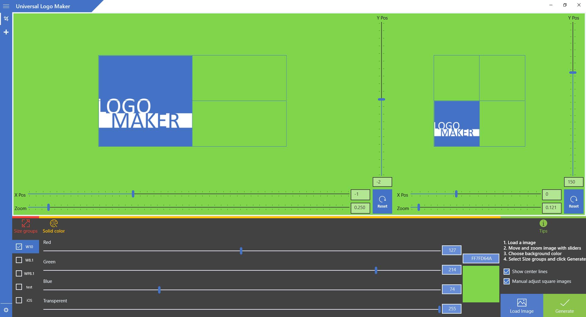 Universal Logo Maker for Windows