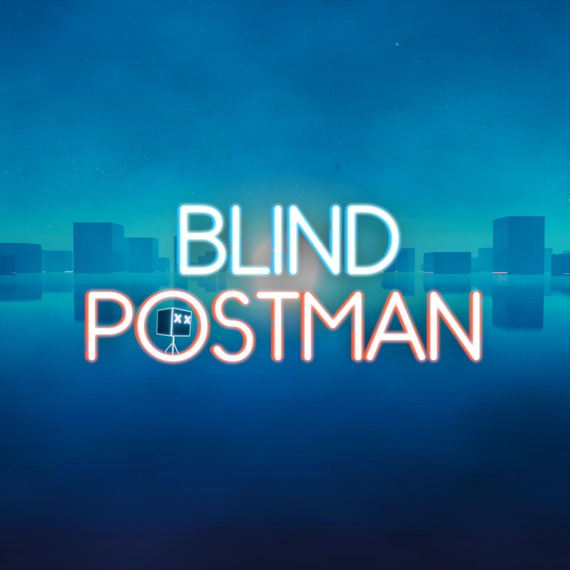 Image for Blind Postman