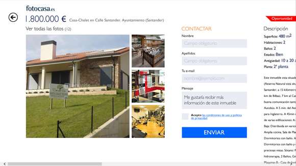 Fotocasa For Windows 10 Free Download