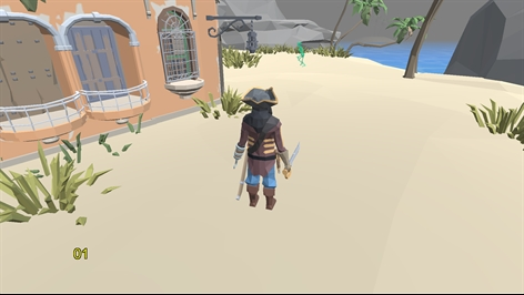 Thief of Seas Screenshot