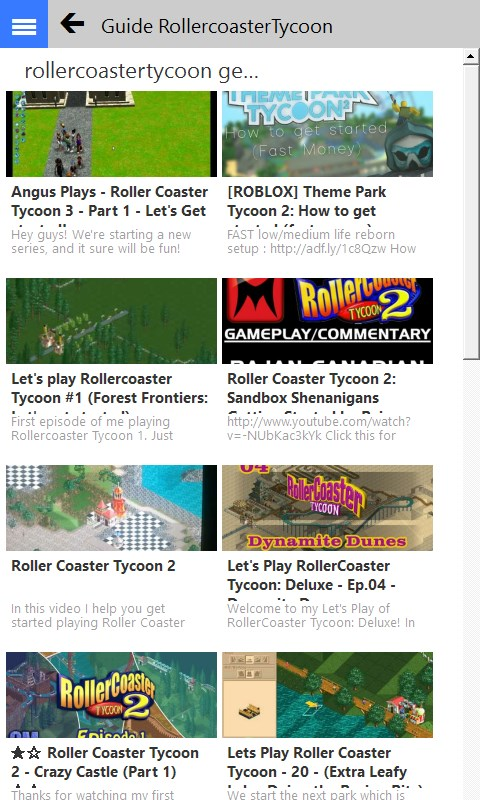 Tips Roblox Lumber Tycoon 2 Free Android App Market - Guide Rollercoaster Tycoon Free Windows Phone App Market